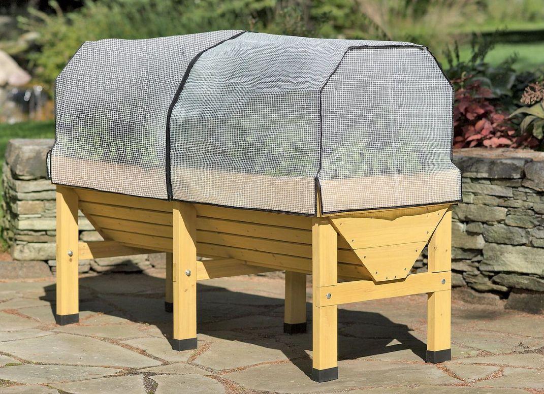 Patio Garden with Cover VEGTRUG GardeningManiac