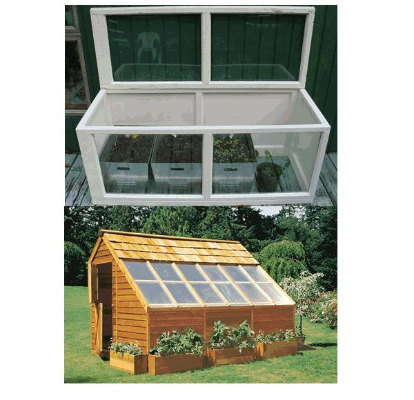 BUILD A GREEN HOUSE PLANS